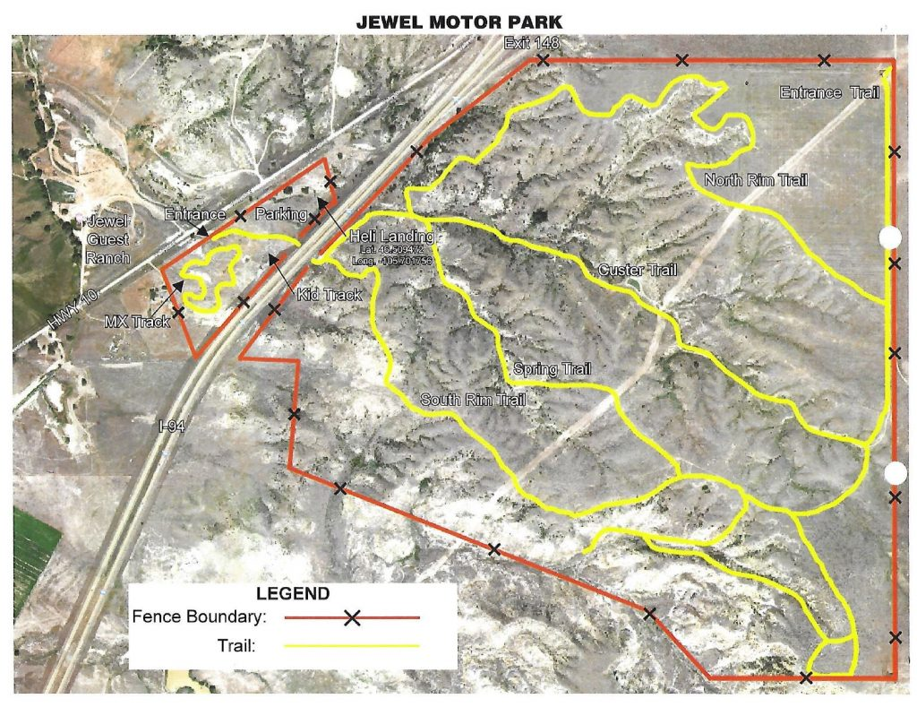 Jewel Motor Park Map